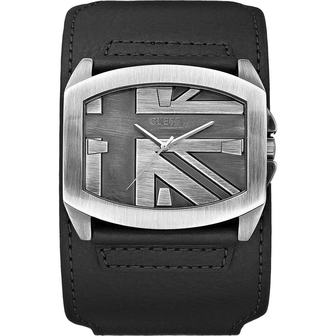 orologio solo tempo uomo Guess W90032G1