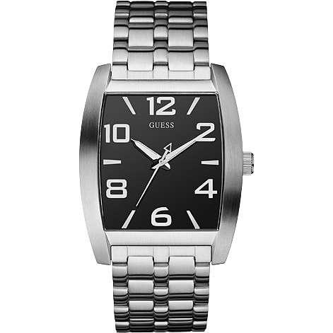 orologio solo tempo uomo Guess W90068G1