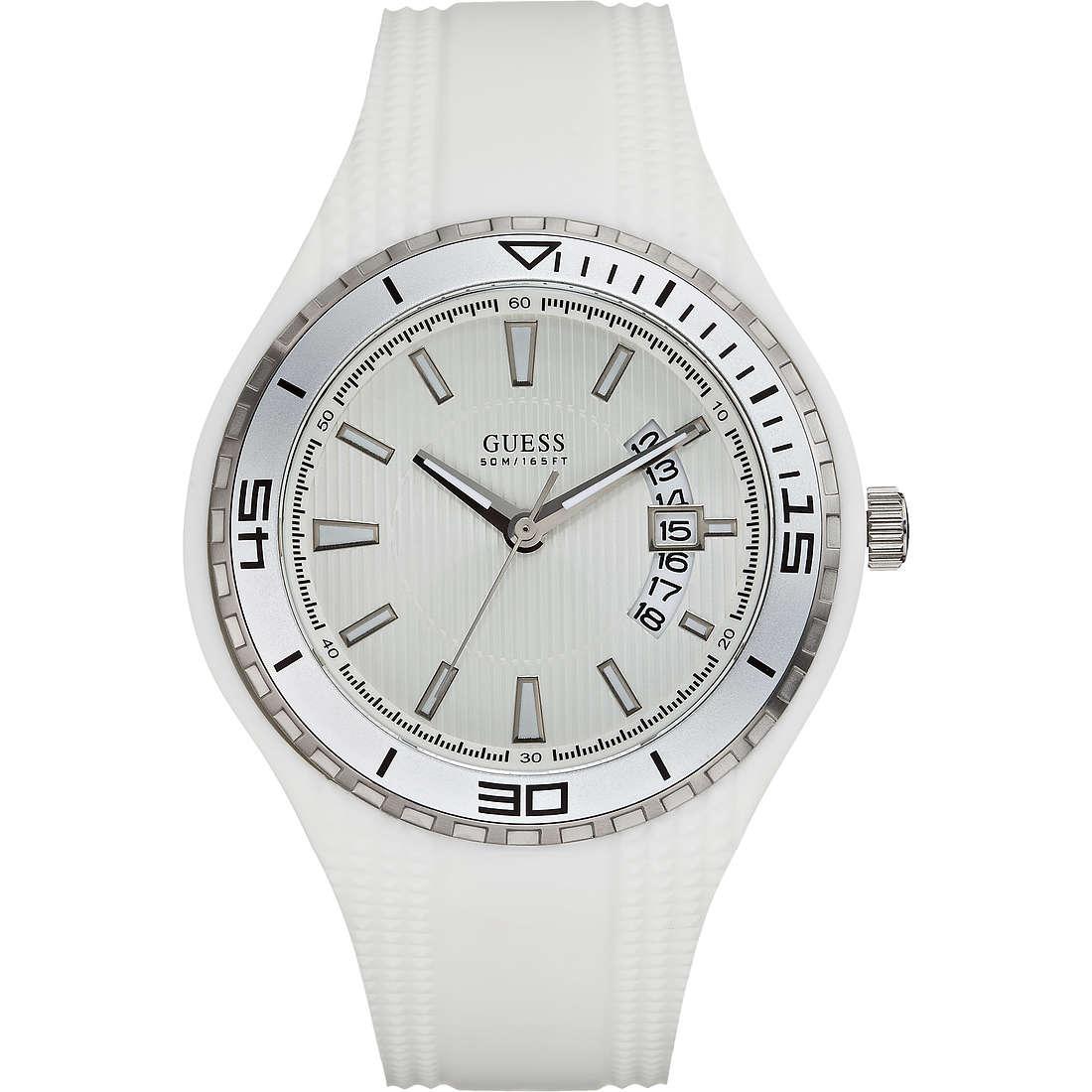 orologio solo tempo uomo Guess W95143G3
