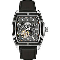 orologio solo tempo uomo Harley Davidson 76A150