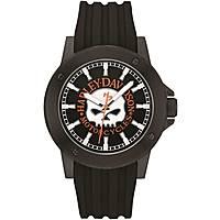 orologio solo tempo uomo Harley Davidson 78A115
