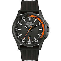 orologio solo tempo uomo Harley Davidson 78B140
