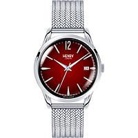 orologio solo tempo uomo Henry London Chancery HL39-M-0097