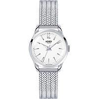 orologio solo tempo uomo Henry London Edgware HL25-M-0013