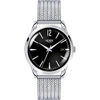 orologio solo tempo uomo Henry London Edgware HL39-M-0015