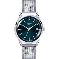orologio solo tempo uomo Henry London Knightsbridge HL39-M-0029