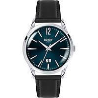 orologio solo tempo uomo Henry London Knightsbridge HL41-JS-0035