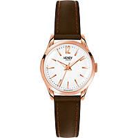 orologio solo tempo uomo Henry London Richmond HL25-S-0184