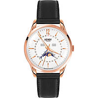 orologio solo tempo uomo Henry London Richmond HL39-LS-0150