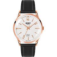 orologio solo tempo uomo Henry London Richmond HL41-JS-0038