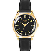 orologio solo tempo uomo Henry London Westminster HL39-S-0176