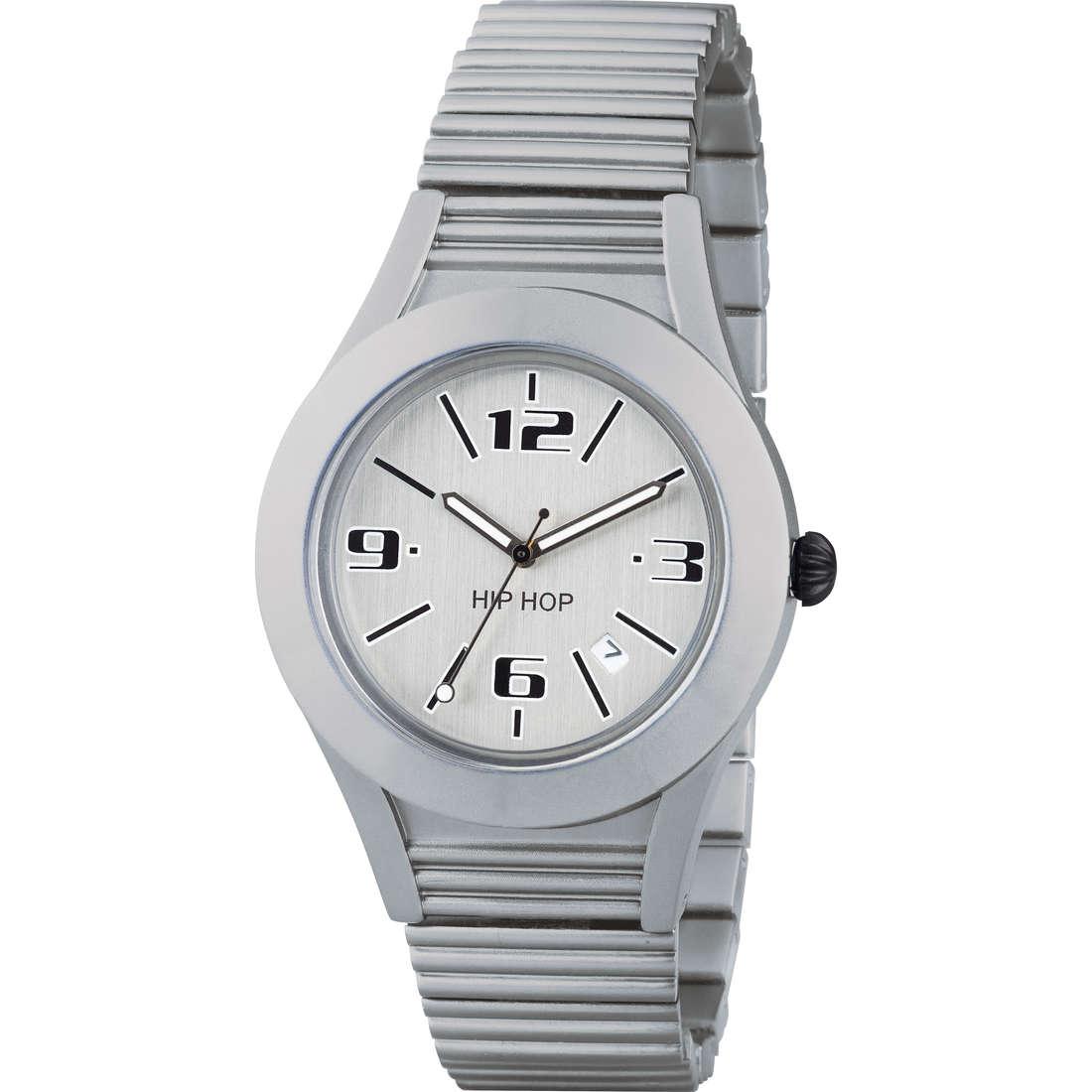 orologio solo tempo uomo Hip Hop HWU0579