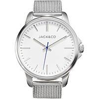 orologio solo tempo uomo Jack&co Marcello JW0165M1