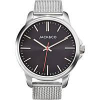 orologio solo tempo uomo Jack&co Marcello JW0165M2