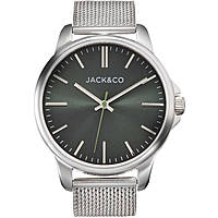 orologio solo tempo uomo Jack&co Marcello JW0165M5
