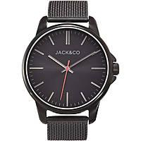 orologio solo tempo uomo Jack&co Marcello JW0167M1