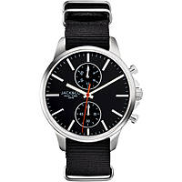 orologio solo tempo uomo Jack&co Minimal JW0151M3