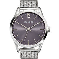 orologio solo tempo uomo Jack&co Stefano JW0162M1