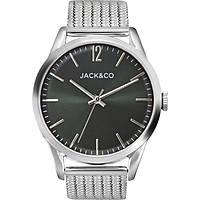 orologio solo tempo uomo Jack&co Stefano JW0162M5