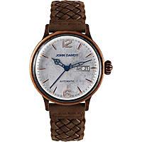 orologio solo tempo uomo John Dandy JD-2571M/10