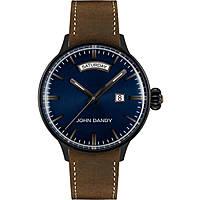 orologio solo tempo uomo John Dandy JD-2572M/03