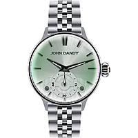 orologio solo tempo uomo John Dandy JD-3248M/05M
