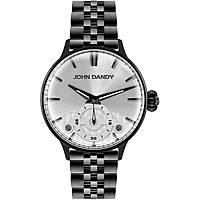 orologio solo tempo uomo John Dandy JD-3248M/06M