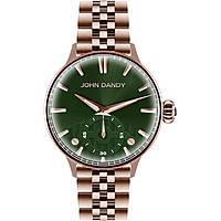 orologio solo tempo uomo John Dandy JD-3248M/07M