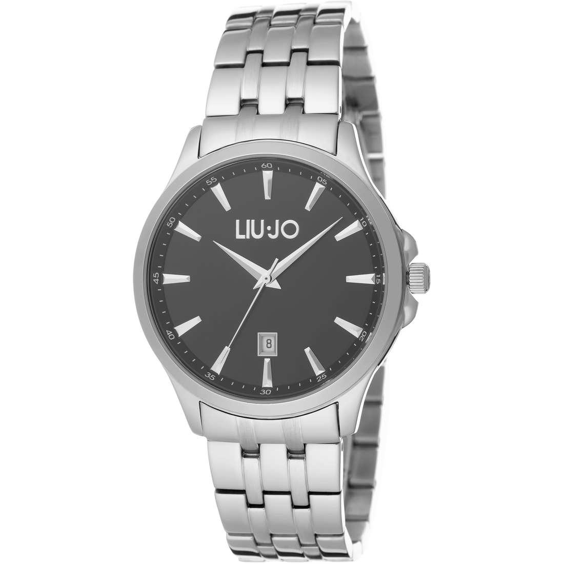 orologio solo tempo uomo Liujo Groove TLJ1080