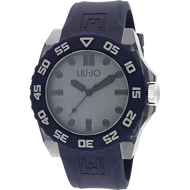 orologio solo tempo uomo Liujo Jump TLJ879