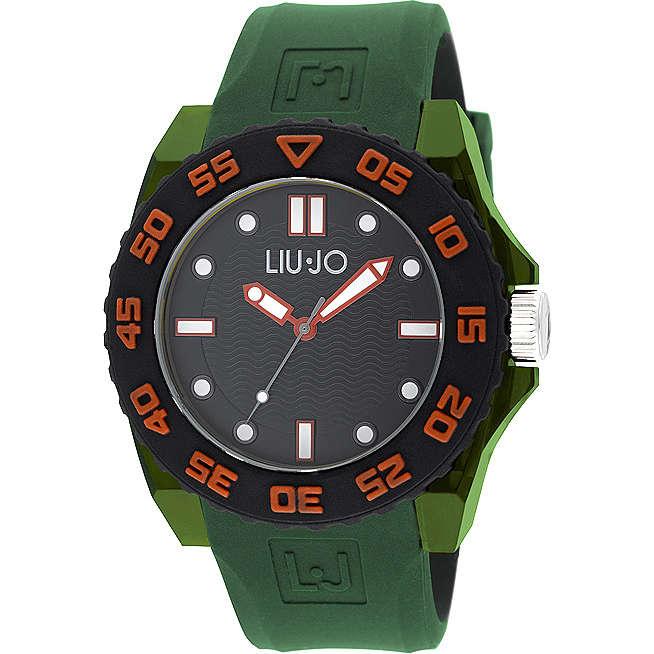 orologio solo tempo uomo Liujo Jump TLJ880