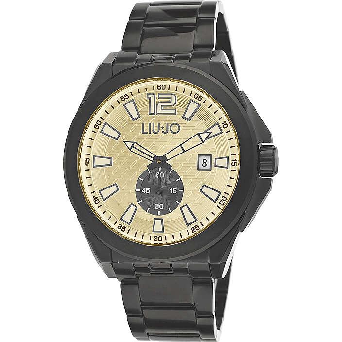 orologio solo tempo uomo Liujo Man Collection TLJ889