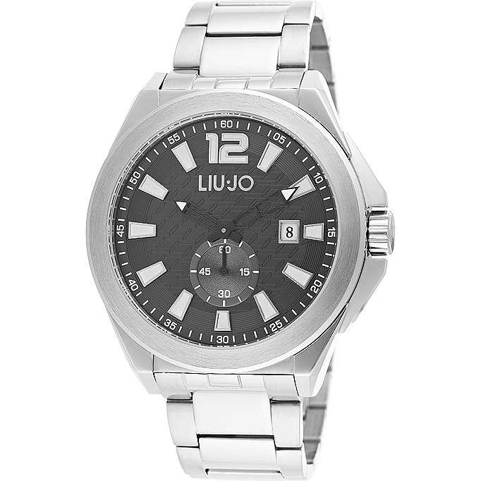 orologio solo tempo uomo Liujo Man Collection TLJ891