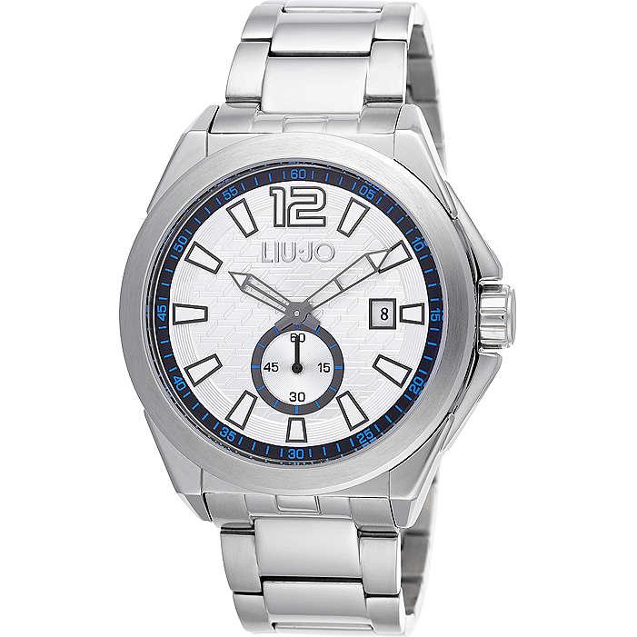 orologio solo tempo uomo Liujo Man Collection TLJ959