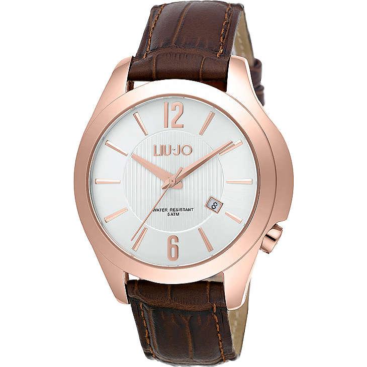 orologio solo tempo uomo Liujo Man Collection TLJ962