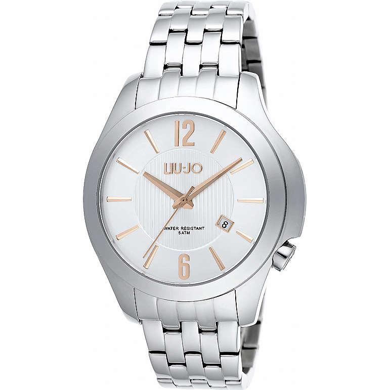 orologio solo tempo uomo Liujo Man Collection TLJ964