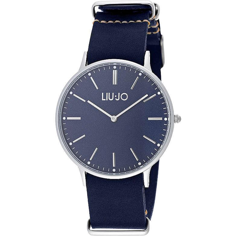 orologio solo tempo uomo Liujo Man Collection TLJ966