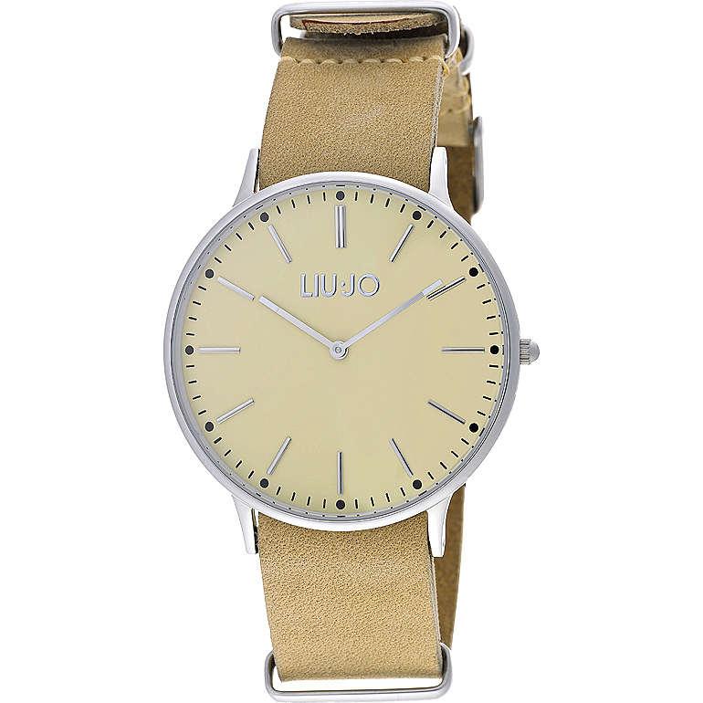 orologio solo tempo uomo Liujo Man Collection TLJ967