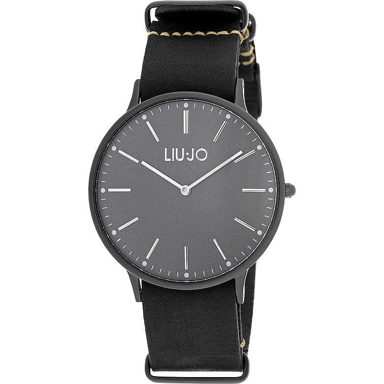 orologio solo tempo uomo Liujo Man Collection TLJ968