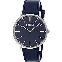 orologio solo tempo uomo Liujo Navy TLJ1163