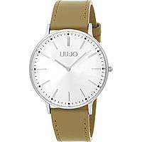 orologio solo tempo uomo Liujo Navy TLJ1164