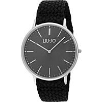 orologio solo tempo uomo Liujo Navy TLJ1168
