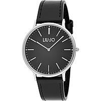 orologio solo tempo uomo Liujo Navy TLJ1232