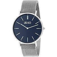 orologio solo tempo uomo Liujo Navy TLJ1254