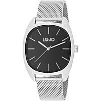 orologio solo tempo uomo Liujo Retrò TLJ1264