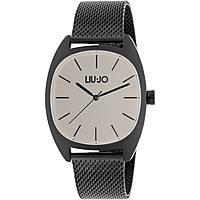 orologio solo tempo uomo Liujo Retrò TLJ1266