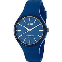 orologio solo tempo uomo Liujo Sprint TLJ1148