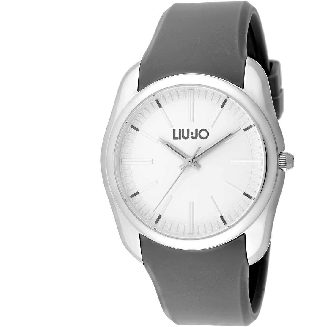 orologio solo tempo uomo Liujo TLJ1017