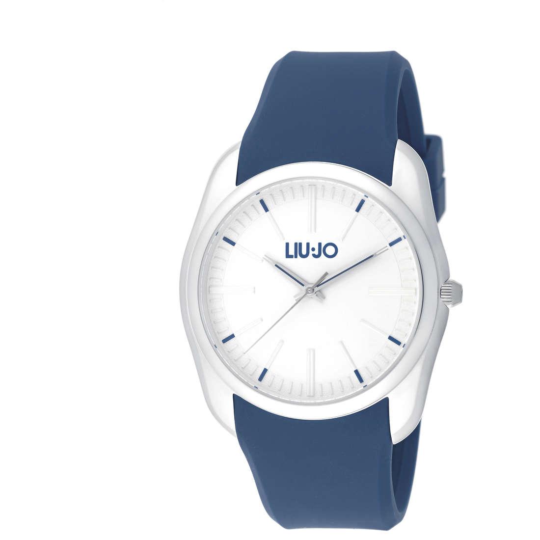 orologio solo tempo uomo Liujo TLJ1018