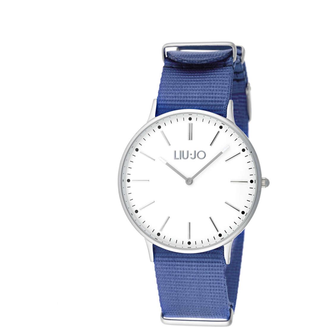 orologio solo tempo uomo Liujo TLJ1041